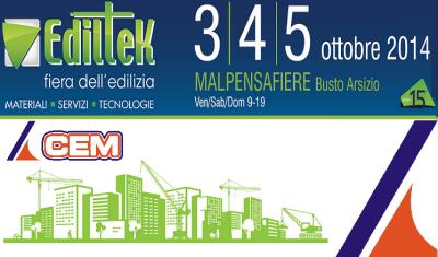 EDILTEK2014_CEM