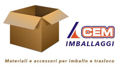 Nasce CEM Imballaggi, il sito per acquistare materiali e accessori per imballo e traslochi