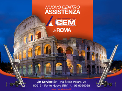 CEM apre un nuovo centro assistenza a Roma