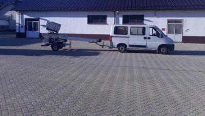 CEM consegna una nuova Easy 21 alla ditta Bruccoleri di Torino
