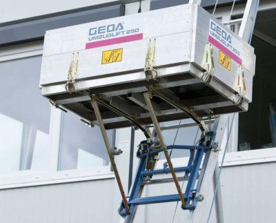 Elevatore per Traslochi componibile GEDA